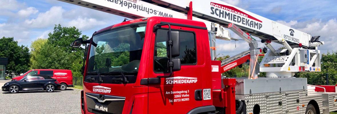 Autokran Vermietung Schmiedekamp GmbH