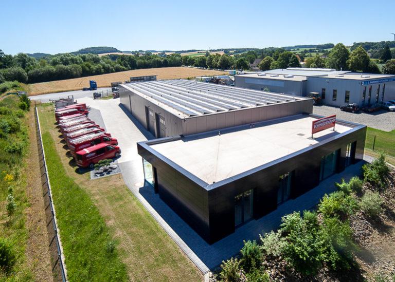 Schmiedekamp GmbH Vlotho Firmensitz