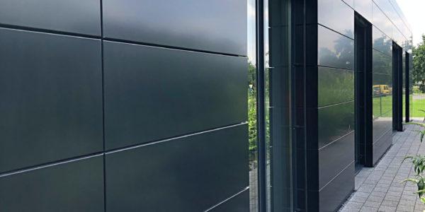Fassade-Aluminium