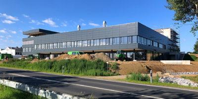 Industriebau Hiddenhausen
