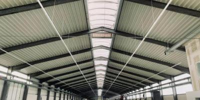 Industriebau Minden