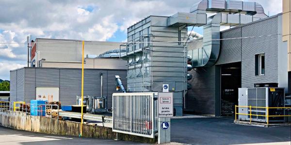 Industrieanlage Porta Westfalica